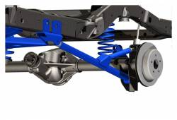 """Rough Country Suspension Systems - Rough Country 783.22 4.0"""" X-Series Long Arm Suspension Lift Kit - Image 3"""