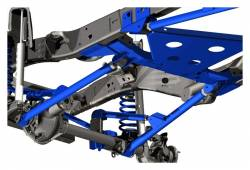 """Rough Country Suspension Systems - Rough Country 782.22 4.0"""" X-Series Long Arm Suspension Lift Kit - Image 4"""