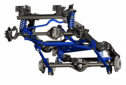 """Rough Country Suspension Systems - Rough Country 782.22 4.0"""" X-Series Long Arm Suspension Lift Kit - Image 5"""