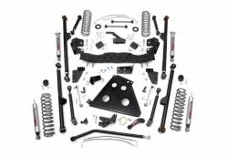 """Rough Country Suspension Systems - Rough Country 785.22 6.0"""" X-Series Long Arm Suspension Lift Kit - Image 1"""