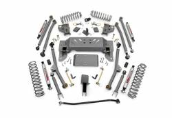 """Rough Country Suspension Systems - Rough Country PERF905 4.0"""" X-Series Long Arm Suspension Lift Kit - Image 1"""
