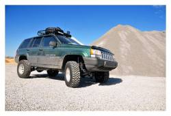 """Rough Country Suspension Systems - Rough Country PERF905 4.0"""" X-Series Long Arm Suspension Lift Kit - Image 3"""