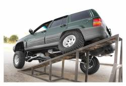 """Rough Country Suspension Systems - Rough Country PERF905 4.0"""" X-Series Long Arm Suspension Lift Kit - Image 5"""