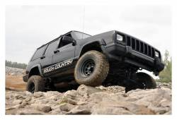 """Rough Country Suspension Systems - Rough Country PERF616 4.5"""" X-Series Long Arm Suspension Lift Kit - Image 3"""