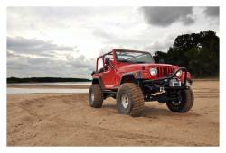 """Rough Country Suspension Systems - Rough Country PERF663 4.0"""" X-Series Long Arm Suspension Lift Kit - Image 4"""
