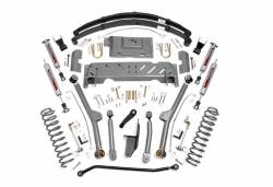 """Rough Country Suspension Systems - Rough Country PERF607 6.5"""" X-Series Long Arm Suspension Lift Kit - Image 1"""