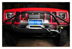 Rough Country Suspension Systems - Rough Country RS9500S 9500-Lb Electric Winch Recovery System w/Synthetic Rope - Image 3