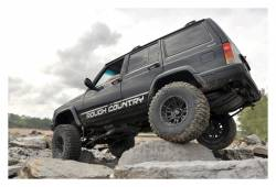 """Rough Country Suspension Systems - Rough Country PERF672 6.5"""" X-Series Long Arm Suspension Lift Kit - Image 3"""