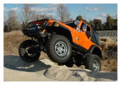 """Rough Country Suspension Systems - Rough Country PERF662X 6.0"""" X-Series Suspension Lift Kit - Image 3"""