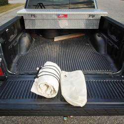 Tuff Truck Bag - Tuff Truck Bag TTB-K Waterproof Truck Bed Cargo Bag Carrier - Khaki - Image 7