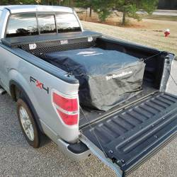 Tuff Truck Bag - Tuff Truck Bag TTB-B Waterproof Truck Bed Cargo Bag Carrier - Black - Image 2