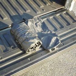 Tuff Truck Bag - Tuff Truck Bag TTB-B Waterproof Truck Bed Cargo Bag Carrier - Black - Image 7