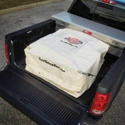 Tuff Truck Bag - Tuff Truck Bag TTB-K Waterproof Truck Bed Cargo Bag Carrier - Khaki - Image 2