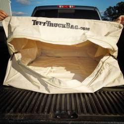 Tuff Truck Bag - Tuff Truck Bag TTB-K Waterproof Truck Bed Cargo Bag Carrier - Khaki - Image 3