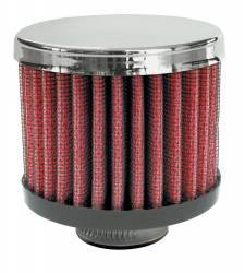 """Airaid - Airaid 775-141 Crankcase Breather Filter 1"""" ID - Clamp On 3.0"""" OD 2.5"""" Tall - Image 1"""