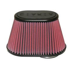 Airaid - Airaid 720-432 Performance Replacement Cold Air Intake Filter Red Oiled Filter - Image 1