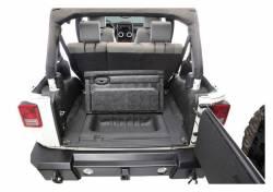 Bed Rug - Bed Rug BTJK07R2 BedTred Composite Floor Liner-Rear/Cargo - Image 3