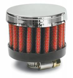 """Airaid - Airaid 775-132 Crankcase Breather Filter .375"""" ID - Clamp On 2"""" OD 1.5"""" Tall - Image 1"""