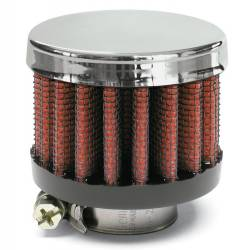 """Airaid - Airaid 775-136 Crankcase Breather Filter .75"""" ID - Clamp On 2"""" OD 1.5"""" Tall - Image 1"""