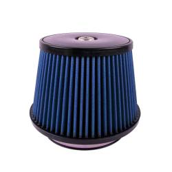 Airaid - Airaid 703-497 Performance Replacement Cold Air Intake Filter Blue Dry Filter - Image 1