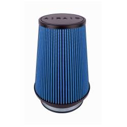 Airaid - Airaid 703-496 Performance Replacement Cold Air Intake Filter Blue Dry Filter - Image 1