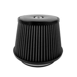 Airaid - Airaid 702-497 Performance Replacement Cold Air Intake Filter Black Dry Filter - Image 1