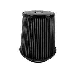 Airaid - Airaid 702-498 Performance Replacement Cold Air Intake Filter Black Dry Filter - Image 1