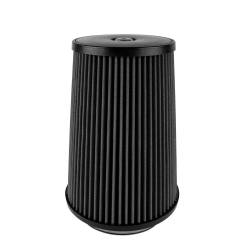 Airaid - Airaid 702-499 Performance Replacement Cold Air Intake Filter Black Dry Filter - Image 1