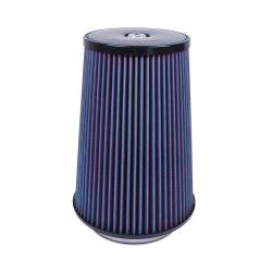 Airaid - Airaid 703-032 Performance Replacement Cold Air Intake Filter Blue Dry Filter - Image 1