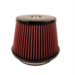 Airaid - Airaid 700-497 Performance Replacement Cold Air Intake Filter Red Oiled Filter - Image 1