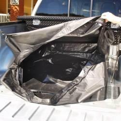 Tuff Truck Bag - Tuff Truck Bag TTB-B Waterproof Truck Bed Cargo Bag Carrier - Black - Image 3