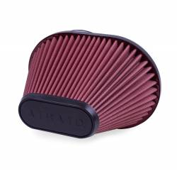 Airaid - Airaid 720-473 Performance Replacement Cold Air Intake Filter Red Oiled Filter - Image 1