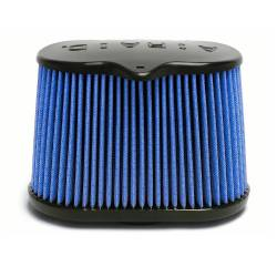 Airaid - Airaid 723-182 Performance Replacement Cold Air Intake Filter Blue Dry Filter - Image 1