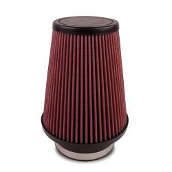 Airaid - Airaid 700-411 Performance Replacement Cold Air Intake Filter Red Oiled Filter - Image 1