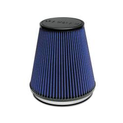 Airaid - Airaid 703-495 Performance Replacement Cold Air Intake Filter Blue Dry Filter - Image 1