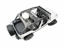 Bed Rug - Bed Rug BTJK11R4 BedTred Composite Floor Liner-Rear/Cargo - Image 4