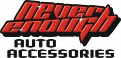 Bushwacker - Bushwacker 10920-07 Flat Style Front/Rear Fender Flares-Black - Image 4