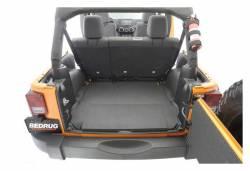 Bed Rug - Bed Rug BTJK07R4 BedTred Composite Floor Liner-Rear/Cargo - Image 2