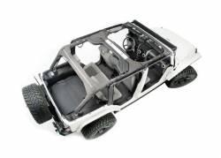 Bed Rug - Bed Rug BTJK07R4 BedTred Composite Floor Liner-Rear/Cargo - Image 4