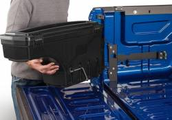 Undercover - Undercover SC100P SWING CASE Bed Side Storage Box, Chevrolet/GMC; Passenger Side - Image 6