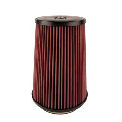 Airaid - Airaid 700-499 Performance Replacement Cold Air Intake Filter Red Oiled Filter - Image 1