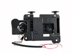 Anzo USA - Anzo USA 111102 Crystal Headlight Set w/ LED Halo/Parking/Corner Lenses-Black - Image 3
