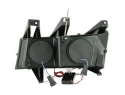 Anzo USA - Anzo USA 111079 Projector Headlight Set w/ CCFL Halo-Black - Image 3