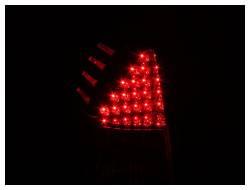 Anzo USA - Anzo USA 321016 Chrome LED Tail Light Set-Clear Lens - Image 2