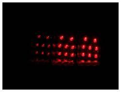 Anzo USA - Anzo USA 321020 Black LED Tail Light Set-Clear Lens - Image 2