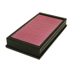Airaid - Airaid 850-119 OEM Stock Replacement Drop-In Air Filter Oiled Filter Media - Image 1