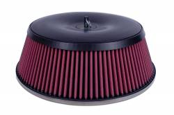 """Airaid - Airaid 801-454 Concept 14"""" x 4""""H Performance Air Filter Assembly; Dry Filter - Image 1"""