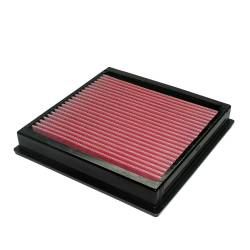 Airaid - Airaid 850-033 OEM Stock Replacement Drop-In Air Filter Oiled Filter Media - Image 1