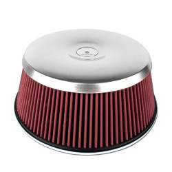 """Airaid - Airaid 801-461 Concept II 14"""" x 5""""H Performance Air Filter Assembly; Dry Filter - Image 1"""