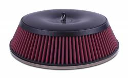 """Airaid - Airaid 801-450 Concept 14"""" x 3""""H Performance Air Filter Assembly; Dry Filter - Image 1"""